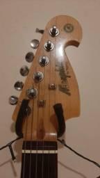 Troco Guitarra Stratocaster Memphis by Tagima, por violão nylon ou aço.