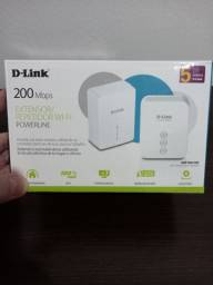Extensor powerline/ repetidor Dlink