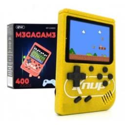 Video Gamer Portátil 400 Jogos Internos