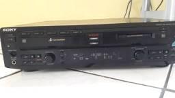 Sony Compact Disc Minidisc Deck Mxd- D5c