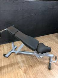 Título do anúncio: Banco regulável Life Fitness GADJ semi novo