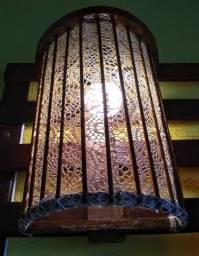 Luminária Arandela, para área externa