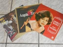 LPs - Ângela Maria (Liquida: 3 LPs)