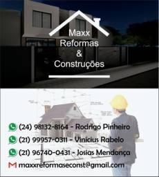 Maxx construção e reforma