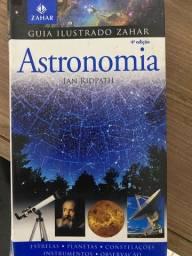 Vendo livro de astrônomia