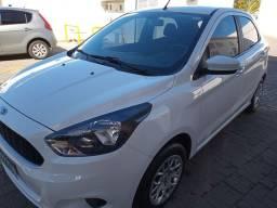 Lindo KA SE 1.0 Hatch  4P branco