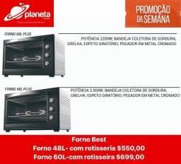 forno best 48L promoção!!!