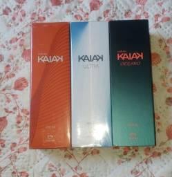 Perfume Kaiak masculino e feminino