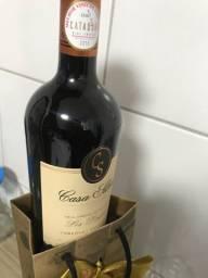 Vinho fino Casa Silva