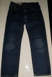 Lindíssima Calça Jeans Infantil - Marca Polo - Original - Tam 5
