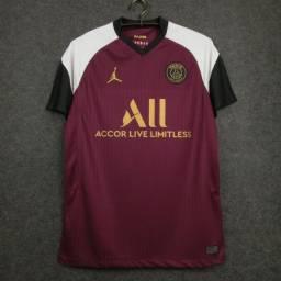 Camisas Psg e Boca Juniors