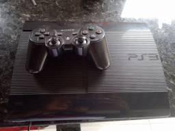 Vendo PS3 com o controle com defeito