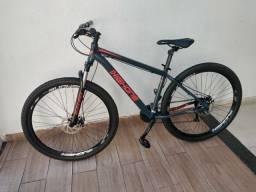 Vendo Bicicleta aro 29, quadro 17