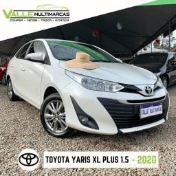Título do anúncio: Toyota Yaris  XL Plus Con. Sed. 1.5 Flex 16V Aut