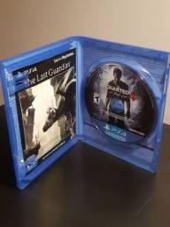 Jogo Uncharted 4 para PS4