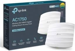 Título do anúncio: Access Point TP-Link EAP245 AC1750 - NOVO - Loja Física
