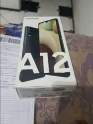 Samsung A12 64 gigas novo zero