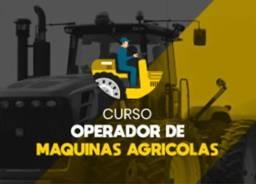 Operador de Máquinas Agrícolas, Quer Ser? Curso Operador de Máquinas Agrícolas Online