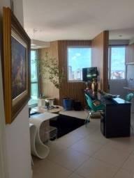 Oportunidade Mundo Plaza andar alto vista mar 2 suites 2 vagas 550 mil nascente Salvador B