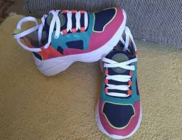 Sneaker colors lace up - Carmen  Steffens