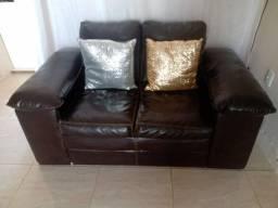 Sofa de 02 e 03 lugares