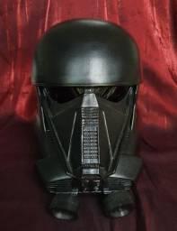 Capacete Death Trooper Star Wars Cosplay