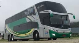 Ônibus turismo  Scania K 400 6x2