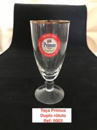 Taças de Vidro para Cerveja com Logomarca Schincariol e Primus