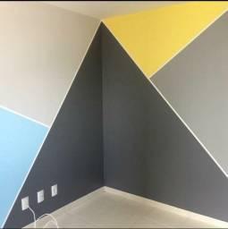 Pinturas geométricas