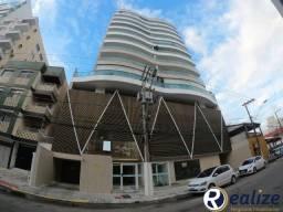 AP00589 Apartamento de 01 quarto Área de Lazer completa Vista para o Mar da Praia do Morro