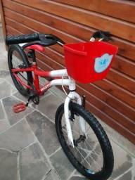 Garanta sua Bike infantil ! Bicicleta aro 20 infantil menina !