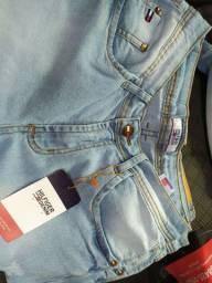 Calça jeans Bermuda jeans