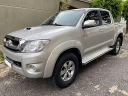 Toyota Hilux SRV AT 4x4 2010