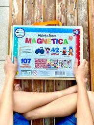 Maleta Magnética 107 peças NOVA