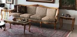 Título do anúncio: Jogo antigo de sofás