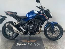 CB 500F ABS ano 2018 Série Especial