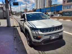 Jeep compass 2017 longitude automatico