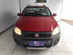Fiat Strada 1.4 Working 2017 CD Completa 3 portas