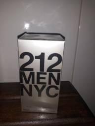 Perfume 212 original Carolina Herrera masculino