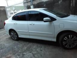 Honda city automatico - 2014