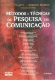 Métodos e Técnicas de Pesquisa em Comunicação