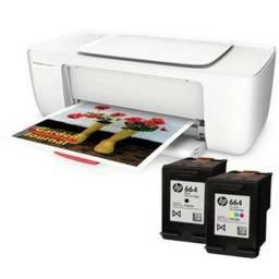 Oferta Impressora HP 1115 Lacrada com 2 Cartuchos, Pronta Entrega