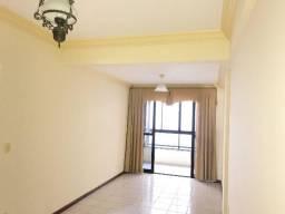 Apartamento 2 quartos, sala com varanda, garagem, Centro. Nascente