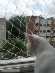 Redes para Proteger seu Gatinho