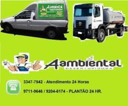 Limpa Fossa Campo Comprido(41)3347-7542