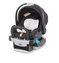Bebê Conforto Chicco Keyfit + Base Isofix pouco usado