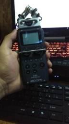Gravador de Audio Zoom H5