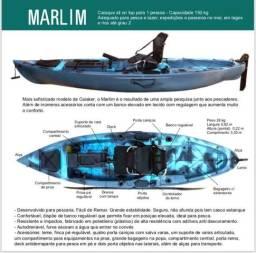 Marlin Caiaker mais completo mercado