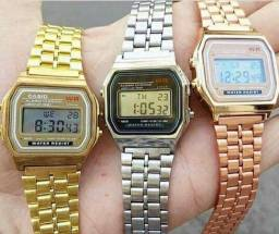 Relógio Casio vintage retrô