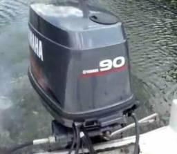 Motor de POPA YAMAHA 90HP 2 TEMPOS está em Parintins - 2009